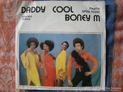 Boney M - Daddy Cool bakelit lemez