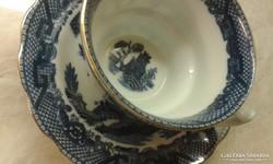2 db porcelán teás csésze
