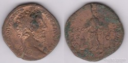Commodus 177-192, Sestertius, 24,78 gr.