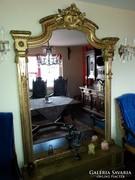 Kastély tükör 255 cm x 160 cm