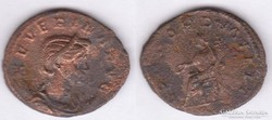 Severina August 50-53, bronz follis, 3,74 gr..