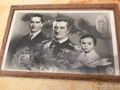 Horthy családi kép