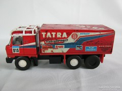 TATRA T 815 RALLYE lemezjáték autó retro csehszlovák