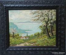 Barsi Béla festmény