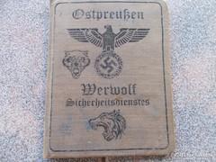 Oestpreussen Werwolf Sicherheitsdienstes, WW2