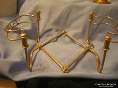 Régi Fém , Edénytartó-asztalközép