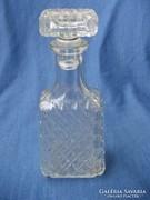 Antik különleges,whiskey-s üveg 0.5l