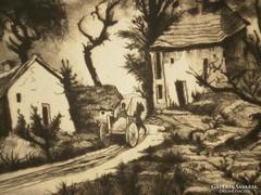Remsey Jenő (1885 – 1980) : Vincellér házak