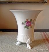 Hollóházi karmos váza