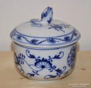 Meissen porcelán cukortartó.