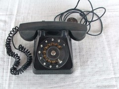 RETRO BAKELIT TELEFON