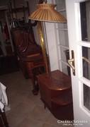 Art -Deco olvasó lámpa