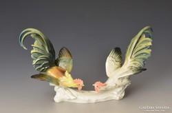 Ens porcelán története