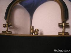 N2 Art decó színház v.fílmezéshez bőr táska ritkaság