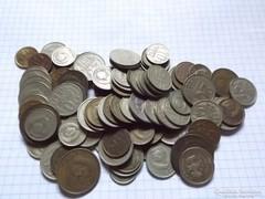 100 darab  Kopejka, Rubel vegyes !! ( 2 )