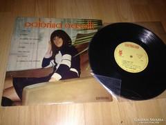 Caterina Caselli olasz énekesnő hanglemeze