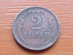 2 FILLÉR 1939 BP.