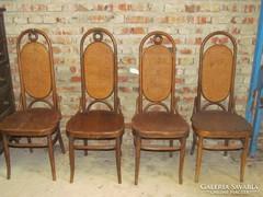 Antik Thonet székek 4db