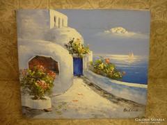 Vászon festmény.....gyönyörű