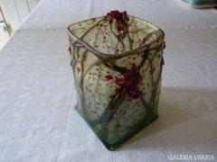 Egy különleges művészüveg! Smetana Ágnes: Üveg váza