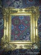 Antik képkeret 1800 as évek