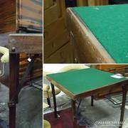 Beszerzési áron! Összecsukható Kártyaasztal
