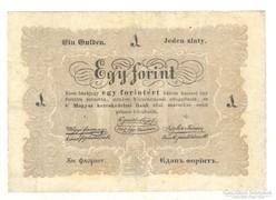 Egy forint 1848 Kossuth bankó II.