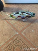 Retro üveg hal