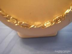 Gold filled,görögmintás nyaklánc U1