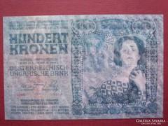 100 korona 1910 - MÁSOLAT