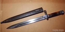 Mannlicher M95 bajonett
