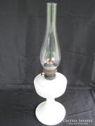 Tejüveg petróleumlámpa