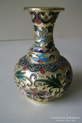 Sodrony zománc váza