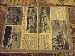 Autó-motor 1959-es kiadású újság  !!
