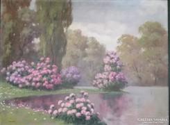 Marossy: Virágos bokrok
