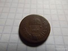 2 Fillér 1927 !!  ( 8 )