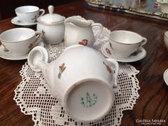 Hollóházi (Játék) porcelán készlet - Baba-készlet