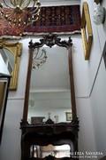 Bécsi barokk tükör