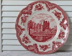 Angol Old Britain Castles desszertes tányér