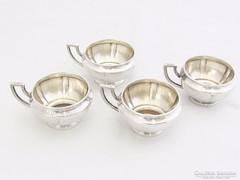 Ezüst kávés készlet ( Szeg-Bi27573)