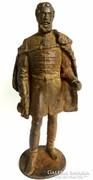 Antik Kossuth Lajos szobor 24cm