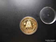 Atilla Isten kardja aranyozott tükörveret RRR! 3000 db (3)