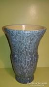 Gorka Géza zöld kerámia váza