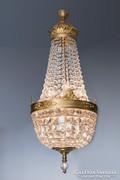 XIX. századi ampír csillár