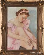 Fried Pál (1893-1976): Balerina
