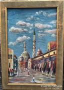 Cserna Károly - Cairo