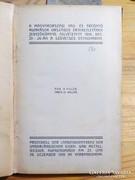 Vas- és ércöntő munkások  jegyzőkönyve 1910