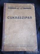 SZILASSY ALFONZ : CUKRÁSZIPAR 1940 CUKRÁSZAT SZAKÁCSKÖNYV