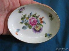 Herendi porcelán tálka/ékszertartó/hamus 9,5 cm
