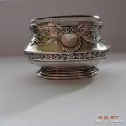 19.sz-i ezüst fűszertartó ..